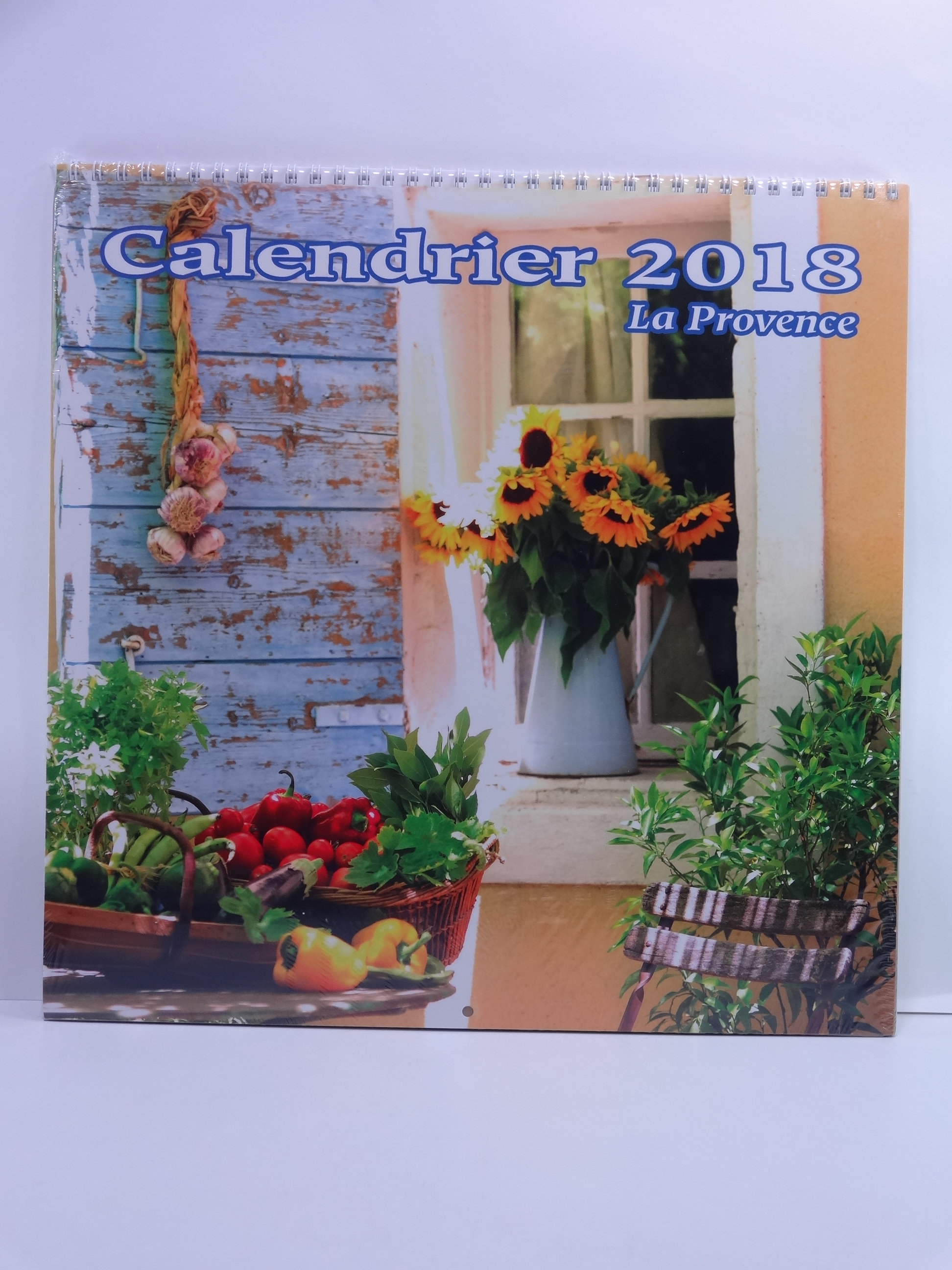Grand calendrier de provence 2018 th me bordure de fenetre for Bordure de fenetre