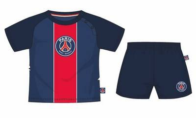 Ensemble Short et TEE Shirt Bebe PSG