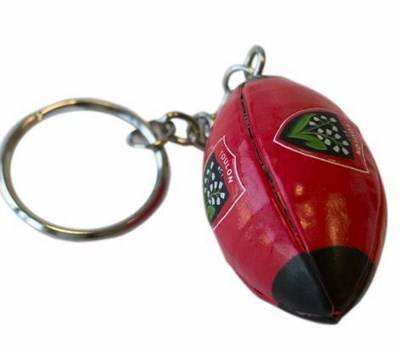 Porte Clefs Ballon Rigide Rugby RCT Gilbert