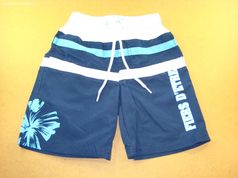 Short De Bain Junior FDM Marine