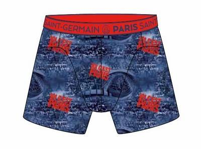 Boxer Adulte Short PSG Paris ST Germain