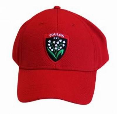 Casquette Rouge Simple RCT Rugby Club De Toulon