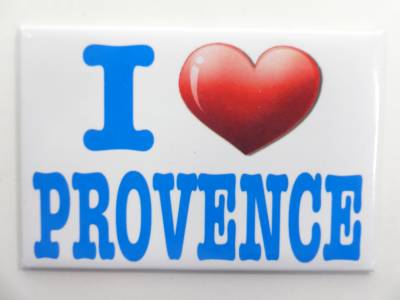 Magnet Aimant I Love Provence