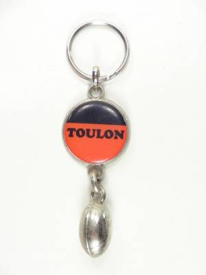 Porte Clefs RCT Rugby