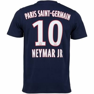 Tee Shirt PSG Paris ST Germain (Adulte Marine)