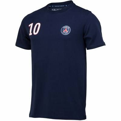 tee shirt psg paris st germain enfant marine boutique. Black Bedroom Furniture Sets. Home Design Ideas